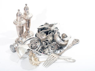 sell silver at Jensen Estate Buyers