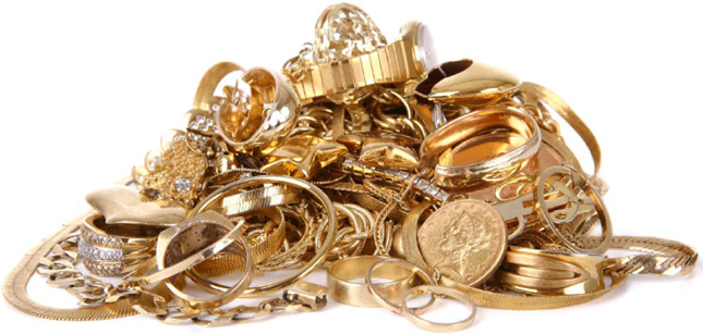 sell your gold for more at Jensen Estate Buyers