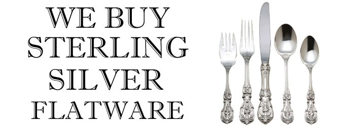 The Highest Sterling Silver Flatware Prices Paid Jensen