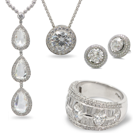 Sell your Diamond Jewelry at Jensen Estate Buyers and get paid more.
