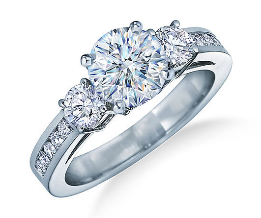 A Diamond Ring At Jensen Estate Ers And Get Paid More